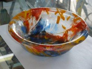 Abstrac bowl