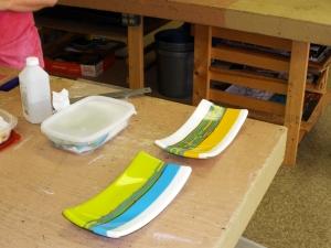 Custom Sushi Plates