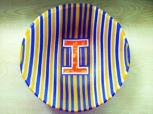 Illini Plate