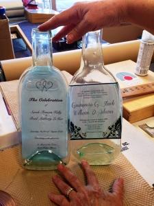 Invitation Bottles
