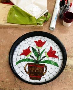 Natalia's First Mosaic