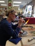 Suzanne Making Murrini 1